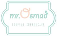 Mr.Osmad Cheesecake